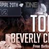 BEVERLY CLUB feat: DJ Cobra 04-20-12