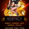 FRIDAY DECEMBER 7TH @ AGENCY NIGHTCLUB HOLLYWOOD