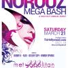 NOROUZ MEGA BASH @ METROPOLITAN 03-21-15