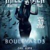 HALLOWEEN MONSTER BASH @ BOULEVARD3 10-30-15